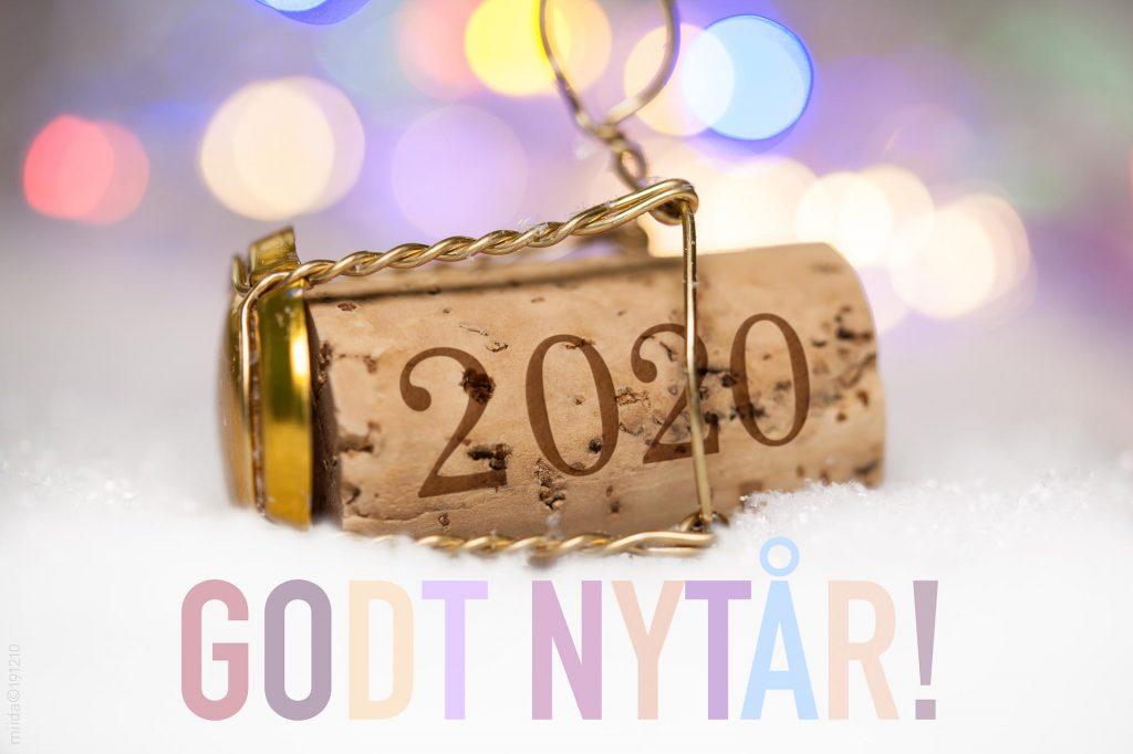 Godt nytår 2020!