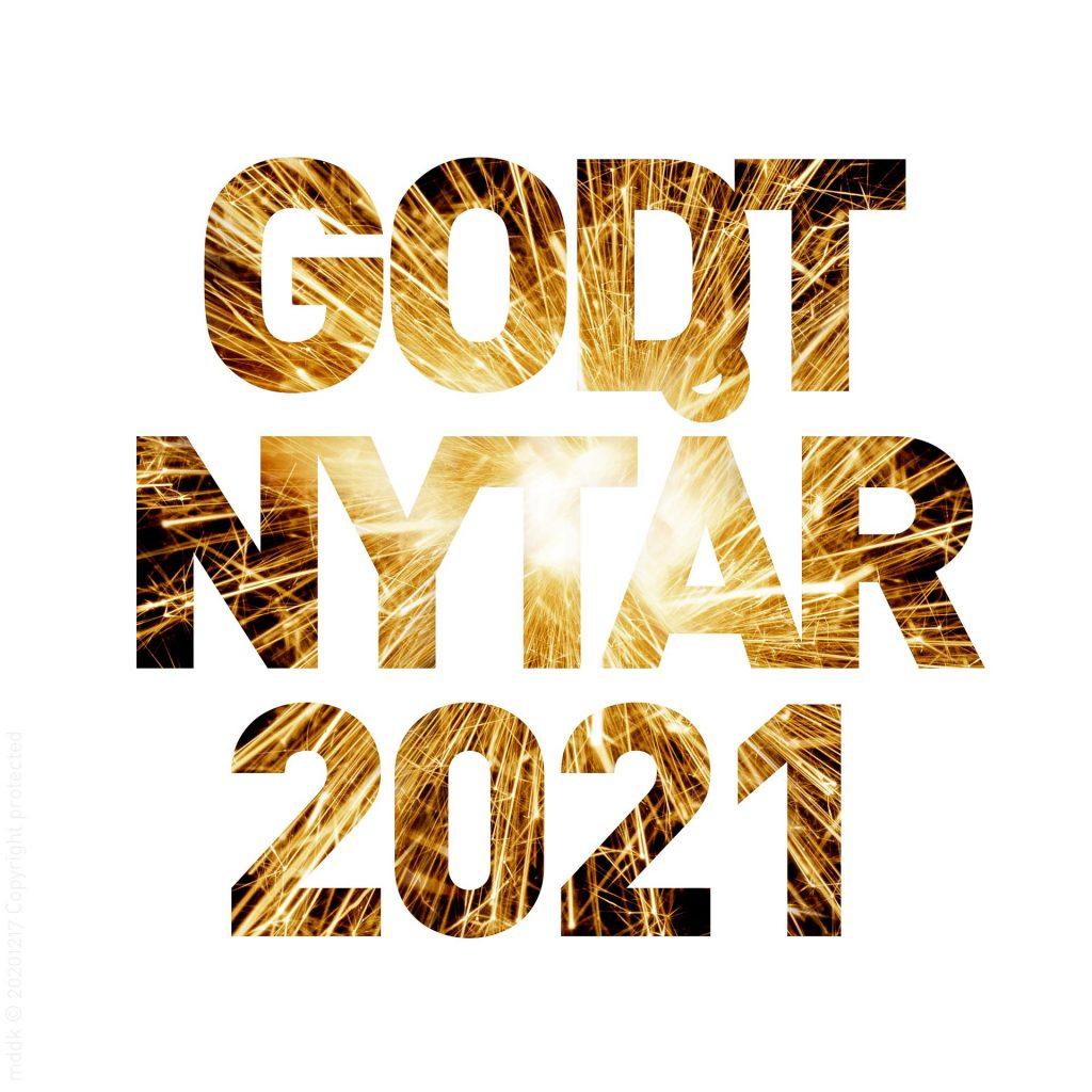 Godt nytår 2021 (dansk)